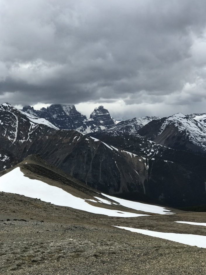 Whistlers Pass